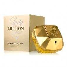 Lady Million Paco Rabanne Eau de Parfum - Perfume Feminino 30ml