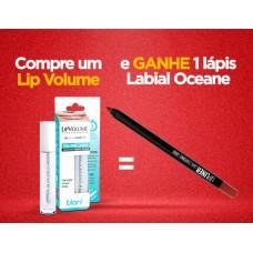 Lip Volume Hialurônico + Lápis Labial Océane